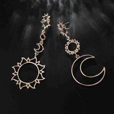Cosmic Drop Earrings (2 Colors)