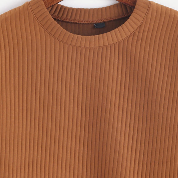 Memories Ribbed Sweater