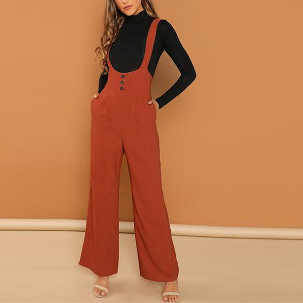 Ari Low Rise Jumpsuit
