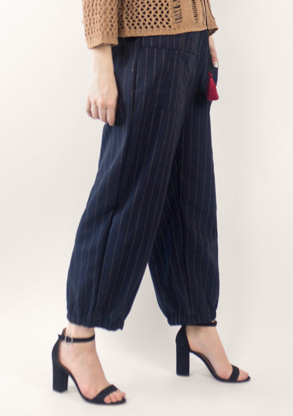 Homey Striped Pants