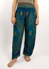 Peacock Harem Pants (3 Colors)