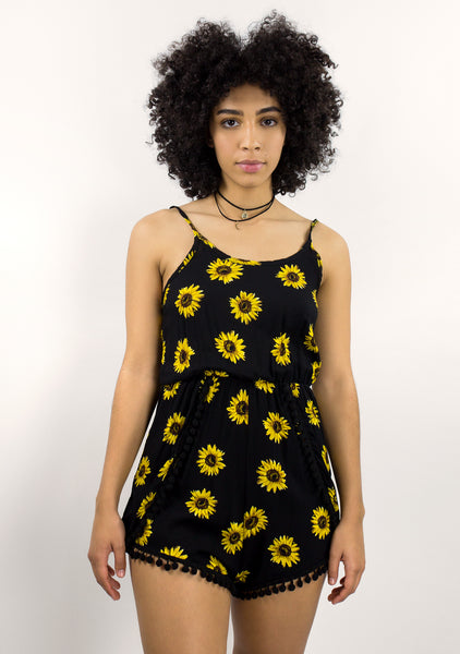 Sunflower Collection: Sunflower Playsuit