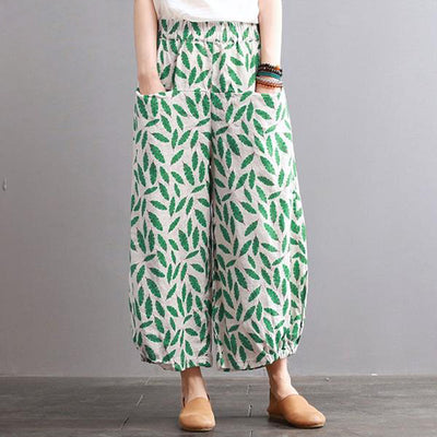 Rainforest Loose Pants