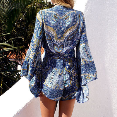 Boheme Queen Playsuit (2 Colors)
