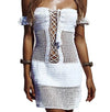 Beach Crochet Dress (2 Colors)