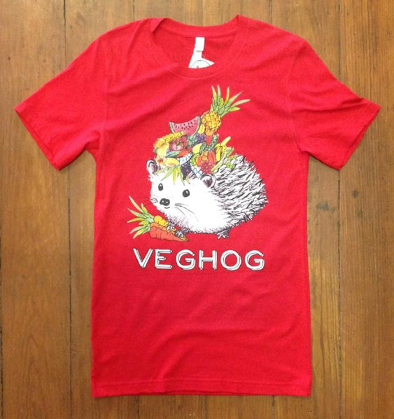 Veghog Vegan Tee - Cocoally