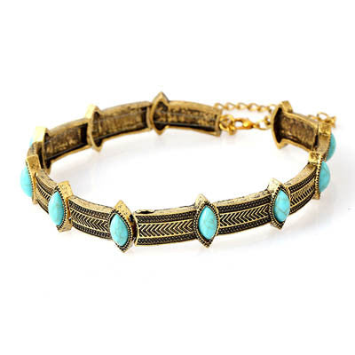 Turquoise Choker (2 Colors)