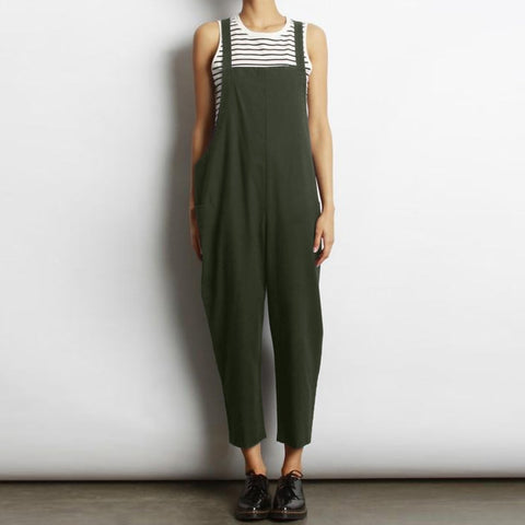 Moss Utility Overalls (3 Colors)