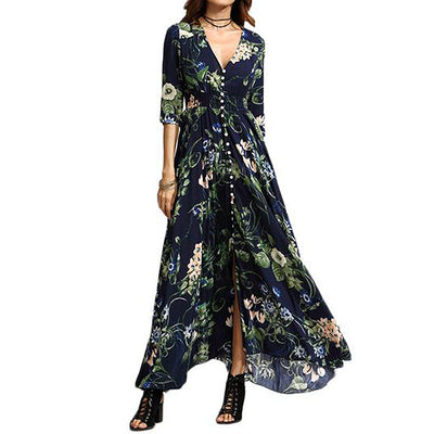 Misha Maxi Dress