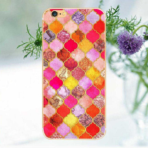 Arabian Tiles Phone Case