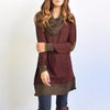 Hippie Sweater Dress (2 Colors)
