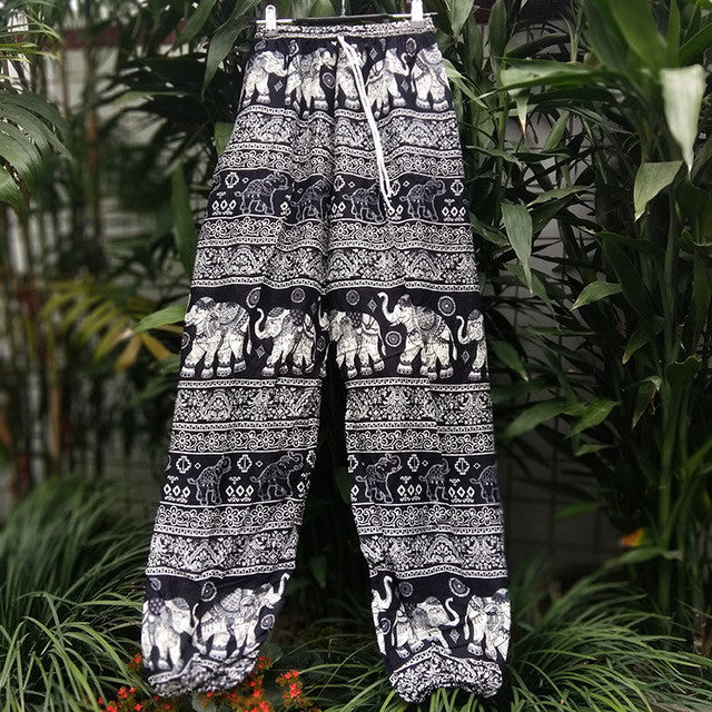 Thai Elephant Pants (4 Colors)
