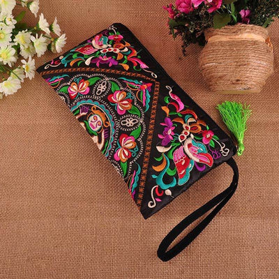 Embroidered Pouch (3 Styles)