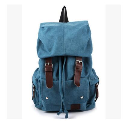 Nomad Canvas Backpack (5 Colors)