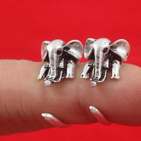 Elephant Wrap Around Ring (2 Colors)