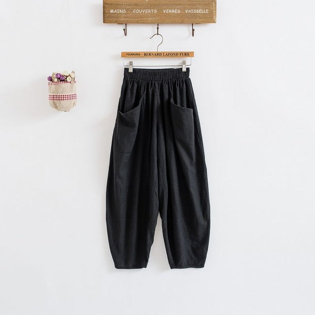 Tibet Harem Pants (3 Colors)