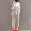 Casual Low Rise Overalls (2 Colors)