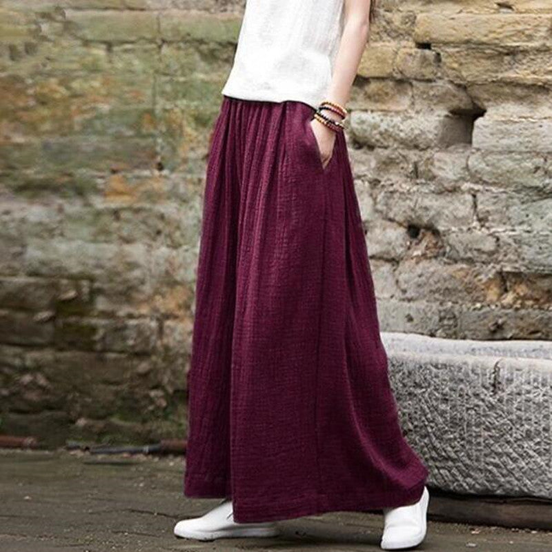 Inner Journey Palazzo Pants (7 Colors)