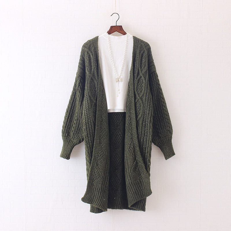 Melody Chunky Knit Cardigan