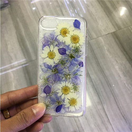 Lilou Pressed Flower Phone Case