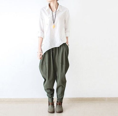 Guidance Harem Pants (3 Colors)