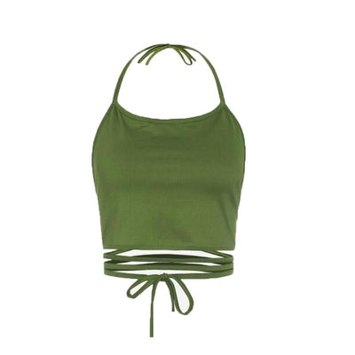 Skye Halter Top (4 Colors)