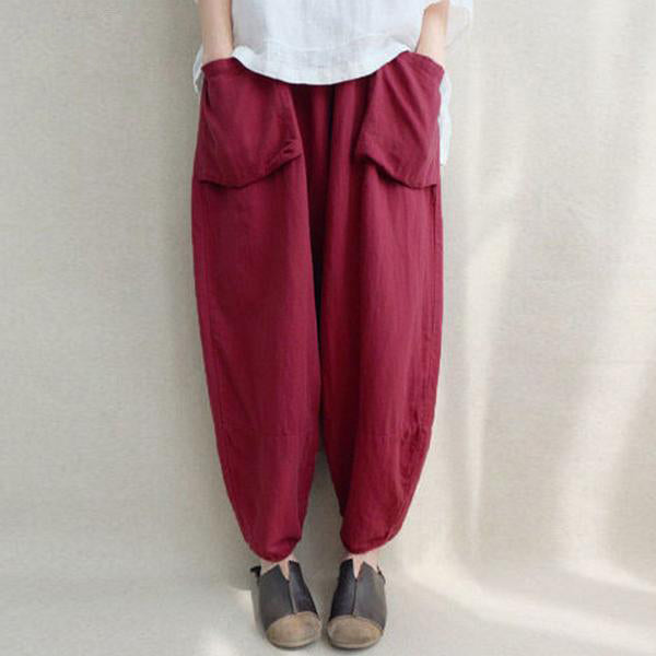 Nostalgia Pants (3 Colors)
