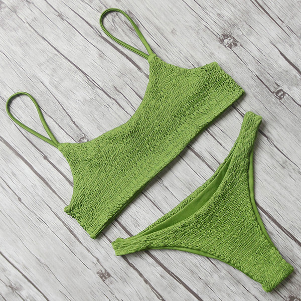 Waterfall Bikini (6 Colors)