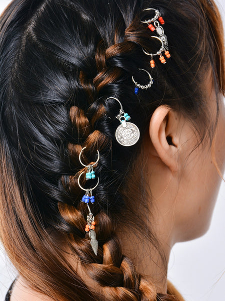 Ophelia Hair Rings (2 Styles)