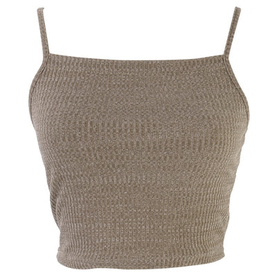 Minimal Vest Top (5 Colors)
