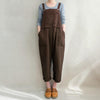 Daydreamer Cotton Overalls (4 Colors)