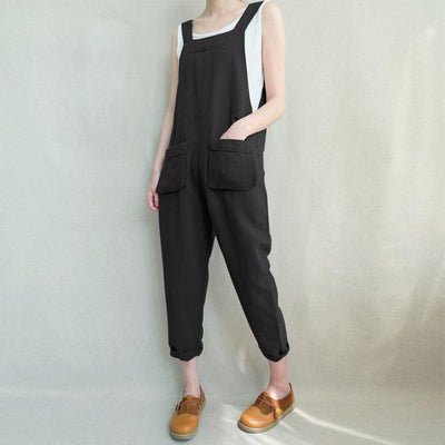 Nostalgia Overalls (3 Colors)