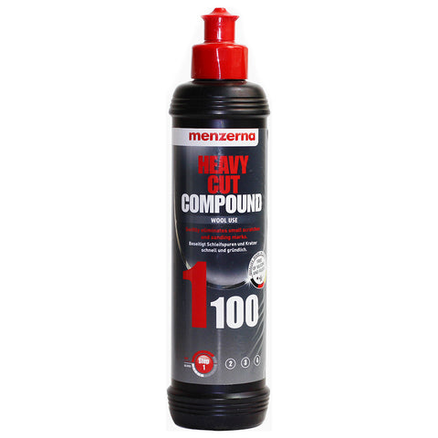 Heavy Cut Compound 1100 (250ml)