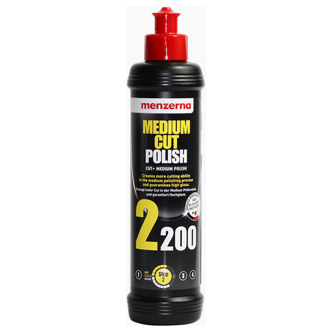 Medium Cut Polish 2200 (250ml) Corte Medio