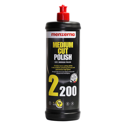 Medium Cut Polish 2200 (Litro) Corte Medio
