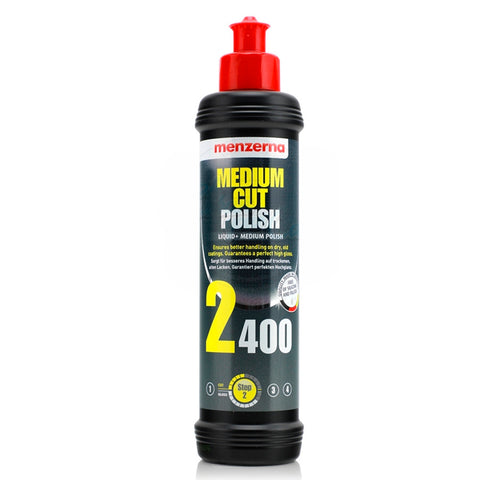 Medium Cut Polish 2400 (250ml) Corte Medio