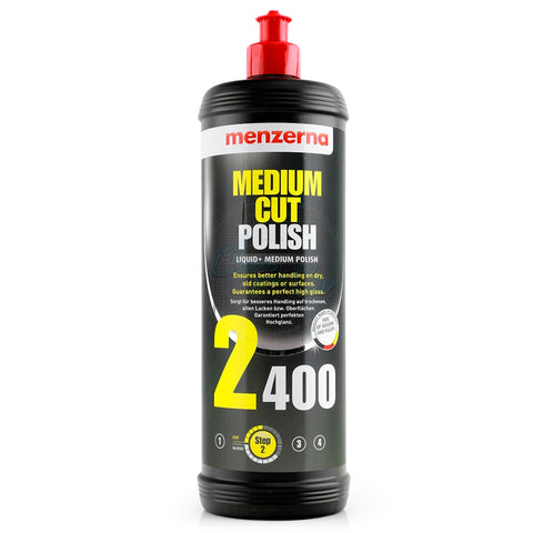 Medium Cut Polish 2400 (Litro) Corte Medio