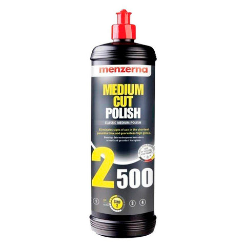 Medium Cut Polish 2500 (Litro) Corte Medio