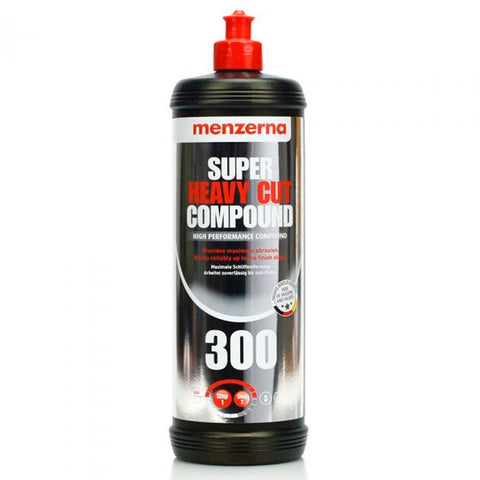 Super Heavy Cut Compound 300 (1 Lt)