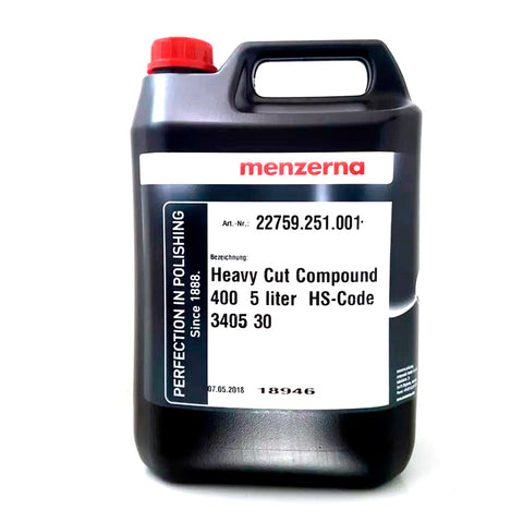 Heavy Cut Compound 400 (Galon)