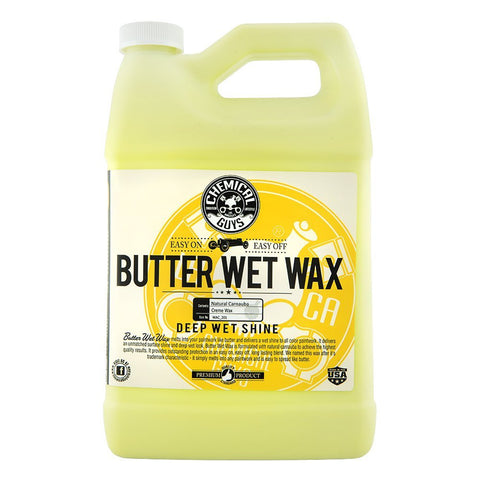 Butter Wet Wax (1 Gal) Cera Mantequilla Aspecto Mojado