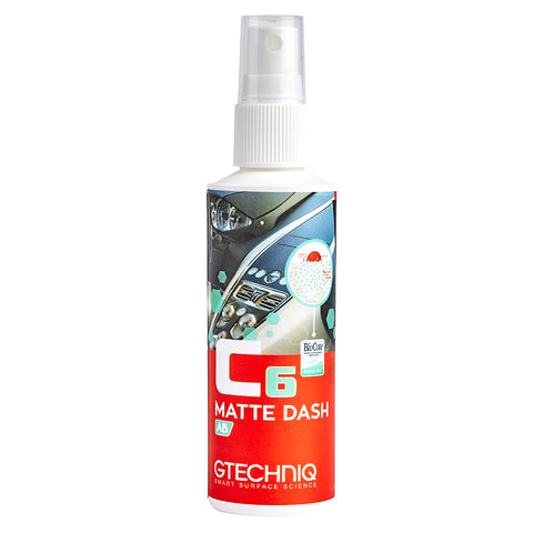 C6 Matte Dash AB (Limpiador Interiores Mate) 100ml