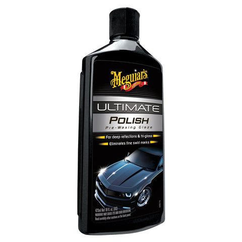 Abrillantador de Pintura - Ultimate Polish (473 ml)