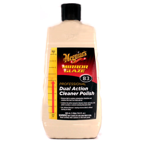 Limpiador Abrillantador Doble Accion (473ml) M83