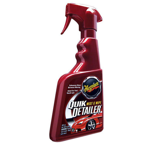 Quick Detailer - Resaltador de Brillo (473 ml)