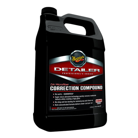 Pulimento -  Microfiber Correction Compound (3.78 lts)