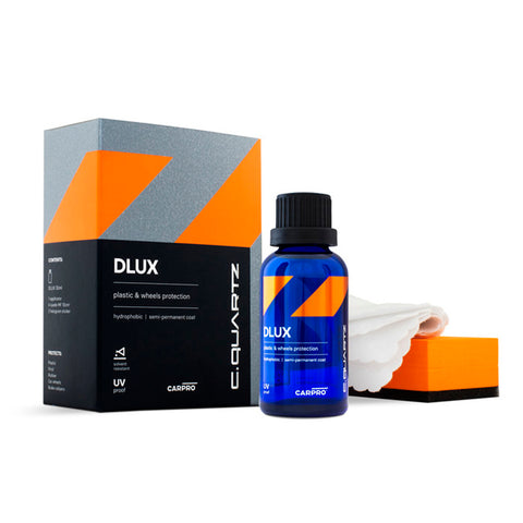 Cquartz Dlux plastic & wheels 30ml