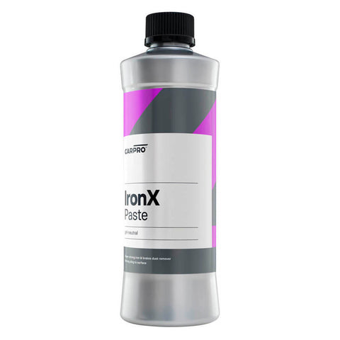 Iron X Paste - Descontaminador Ferrico en Gel (500ml)
