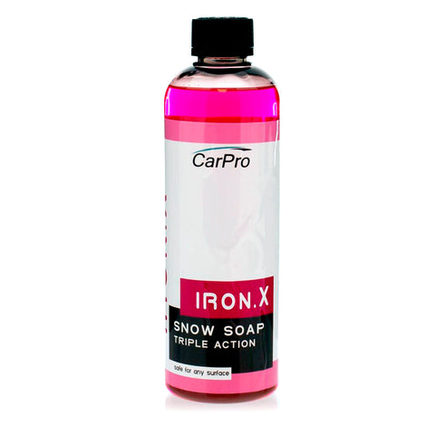 Iron X Snow Soap - Triple Action (500ml)