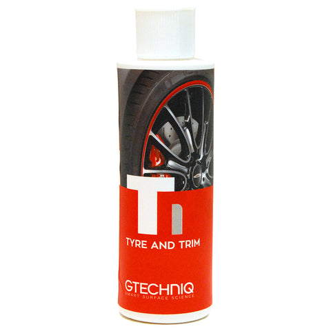T1 Tyre and Trim (250ml) Llantas y Molduras